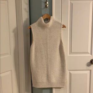 Topshop ivory sweater